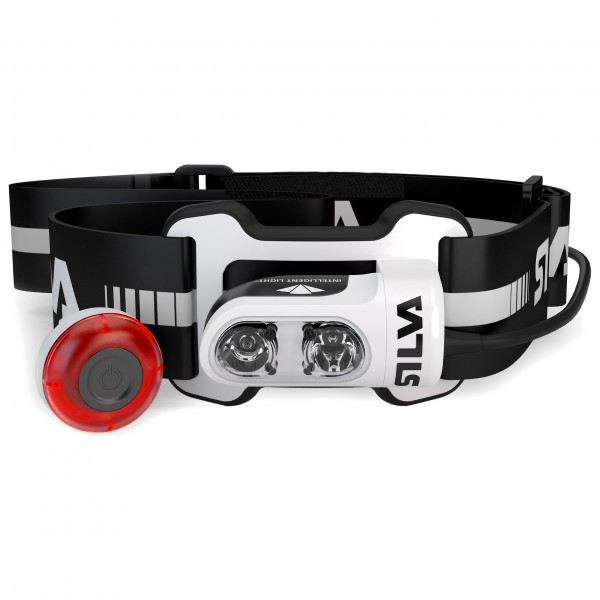 Silva - Trail Runner 4 Ultra - Stirnlampe schwarz/grau