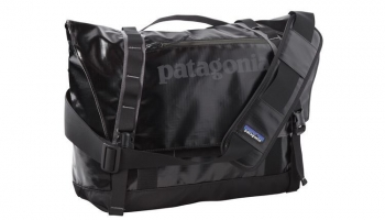 Patagonia Black Hole Messenger Bag / Laptoptasche