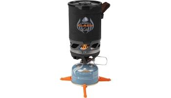 Bei Langen Durchquerungen oder im Biwak – Jet Boil- Flash Camping Kocher Test