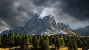 5 Smartphone-Apps für Bergwetter