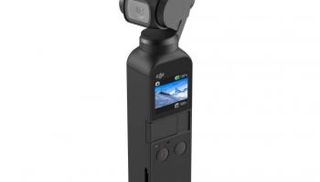 DJI™ Osmo Pocket Test| Innovativer 3-Achsen-Gimbal