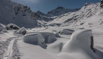 Die beste Backcountry Skitouren Komplettausrüstung Test 2020