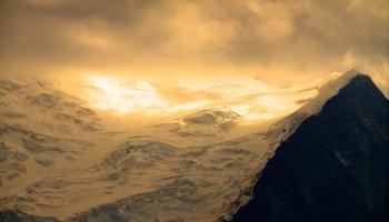 Über die Alpen: von Ecrins nach Mont Blanc