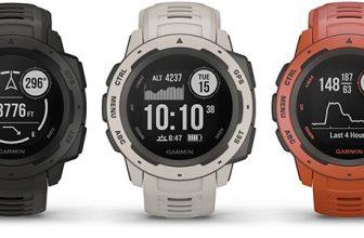 Garmin Instinct Test: Die Beste Outdoor Smartwatch GPS-Uhr?