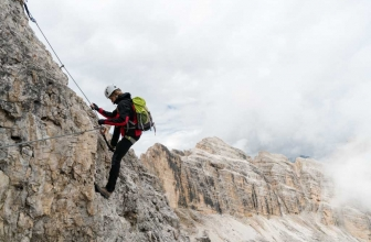 Die beste Klettersteig Ausrüstung ( Klettersteig Packliste)