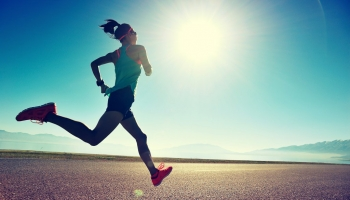 Schienbeinschmerzen nach Laufen?