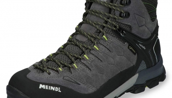Meindl Tereno Mid GTX Trekkingschuh Test 2020