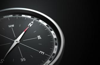 Wie funktioniert ein Kompass?