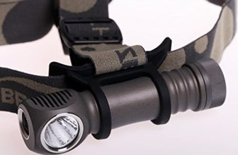 Zebralight H600 Mk 3 Stirnlampe im Test 1300 Lumen