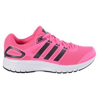 adidas Damen Duramo 6 Laufschuhe, Solar Pink Core Black), 38 2/3 EU