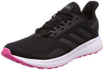 adidas Damen Duramo 9 Laufschuhe, Schwarz (Core Black/Core Black/Shock Pink Core Black/Core...