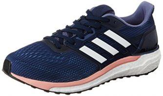 adidas Damen Supernova Laufschuhe, Blau (Midnight Grey/Footwear White/Still Breeze), 39 1/3 EU