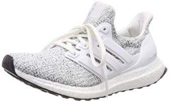 Adidas Damen Ultraboost Sneaker , Mehrfarbig FTWR White/Non-Dyed F36124, 38 EU