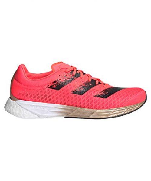 adidas Herren Adizero PRO M Laufschuh, Signal Pink Core Black Signal Pink, 43 1/3 EU