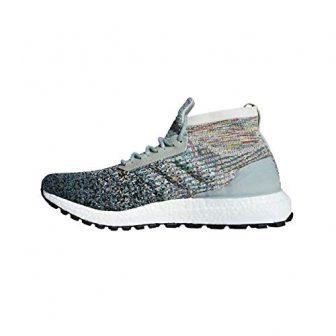 adidas Herren Ultraboost All Terrain LTD Laufschuhe, Grau Ashsil/Carbon/Cblack, 44 2/3 EU