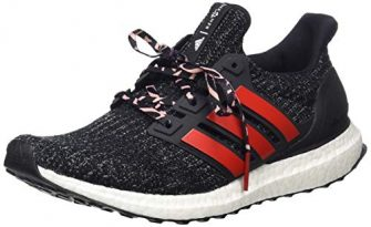 adidas Herren Ultraboost Fitnessschuhe, Mehrfarbig (Negbás/Escarl/Gritre 000), 42 EU