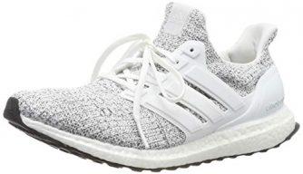 adidas Herren Ultraboost Laufschuhe, Weiß (Non-Dyed/Footwear White/Grey 0), 42 EU