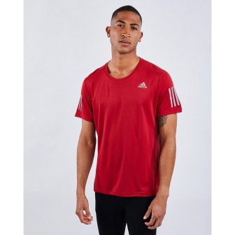 adidas OWN THE RUN TEE - Herren kurz