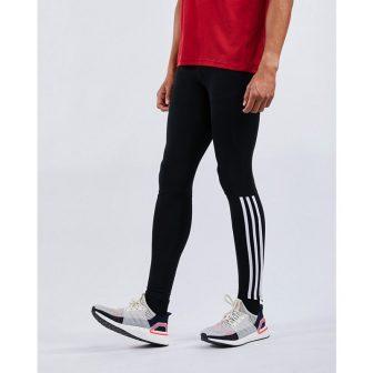 adidas RUNNING 3-STREIFEN TIGHT - Herren lang