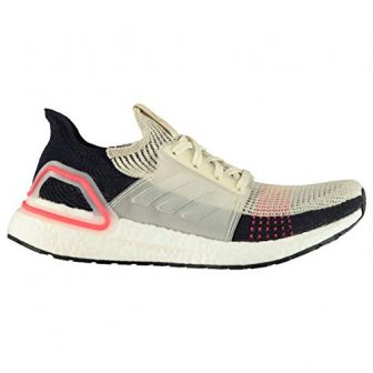 adidas Ultra Boost 19 Clear Brown Chalk White White 46