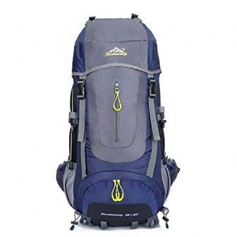 Alando wasserdichter Rucksack Backpacker Rucksack