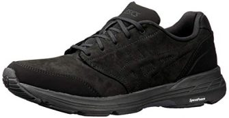 Asics Herren Gel-Odyssey Cross-Trainer Schwarz (Black 001), 45 EU