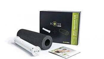 BLACKROLL Vibration BOOSTER / Die Faszienrolle mit tiefem Vibrations- und Massagekopf.
