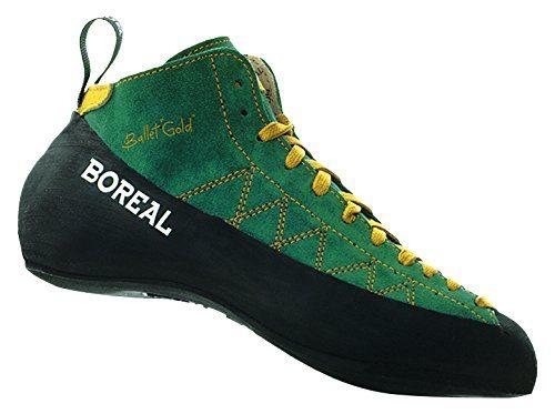 Boreal Unisex Ballet Gold-Multifunktionsschuhe, Mehrfarbig (Verde), 42 1/2 EU (8.5 UK)