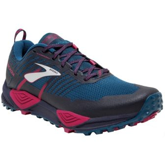 Brooks Damen (Dunkelblau 7 US ) / Running- & Walkingschuhe Trail (Dunkelblau...