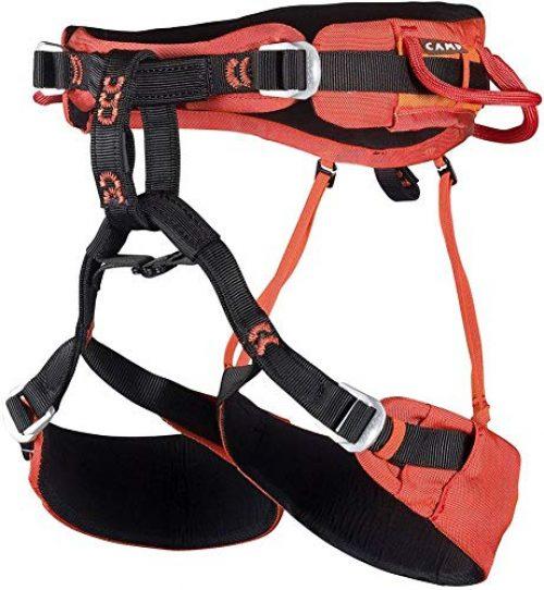 CAMP Jasper CR4 Orange, Klettern, Bouldern und Slackline, Größe XS-M - Farbe Orange