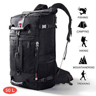 CANSHN 50L 3in1 Backpacker Rucksack