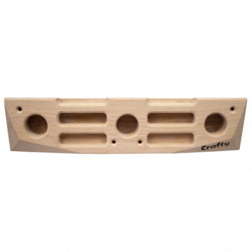 Crafty Climbing - Hangboard Sapphire - Trainingsboard wood