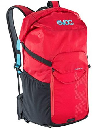 EVOC Sports, PHOTOP 22l Photo Rucksack, Red, 501307500