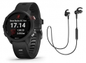 Garmin Multisportuhr Forerunner 245 Music GPS Test