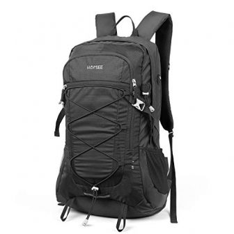 HOMIEE 45L Rucksack, Wasserdichter Backpacker Rucksack