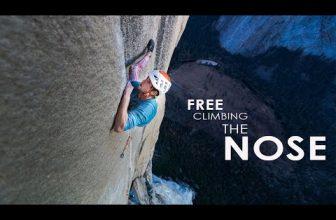 Free Climbing The Nose Sébastien Berthe