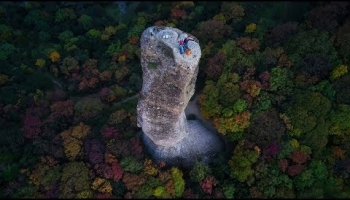 Klettergebiet Meteora