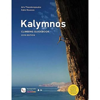 Kalymnos rock climbing guidebook