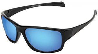 La Optica B.L.M. Sonnenbrille UV400 CAT 3 Laufbrille
