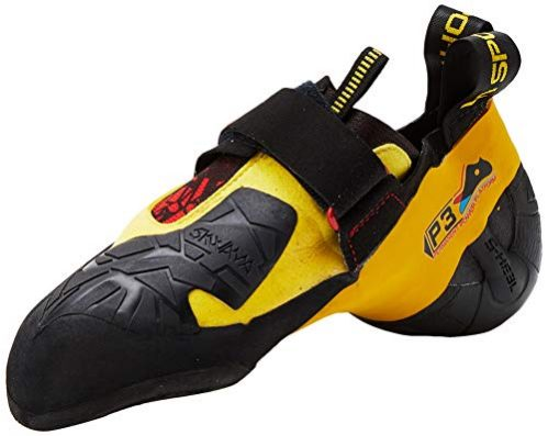 La Sportiva S.p.A. Skwama Men Größe 41,5 black/yellow