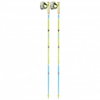 Leki - Micro Flash Carbon - Nordic Walking Stöcke Gr 120 cm;125...