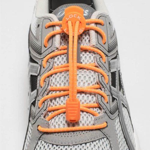 Lock Laces orange