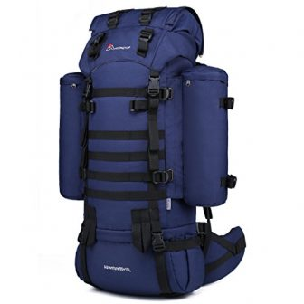 Mardingtop Rucksack 65+10L Backpacker Rucksack