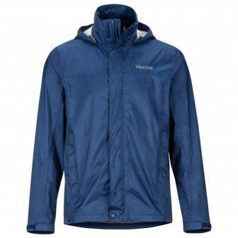 Marmot - Precip Eco Jacket - Regenjacke Gr S - Regular blau