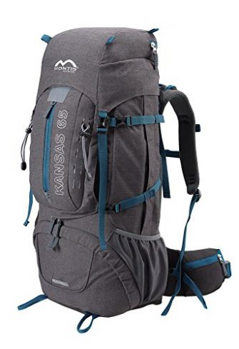 MONTIS Kansas 65, Backpacker Rucksack