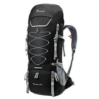 MOUNTAINTOP 75L Backpacker Rucksack