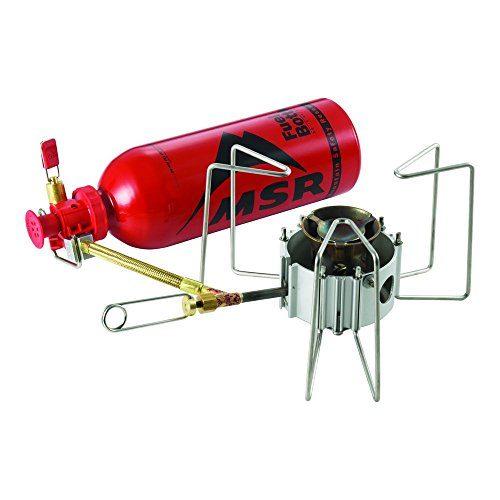 MSR Dragonfly - Euro Combo - Kocher mit Brennstoffflasche