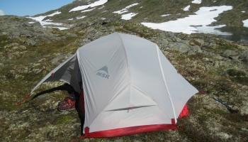 MSR Hubba Hubba NX – Review & Test 2 Personen Zelt