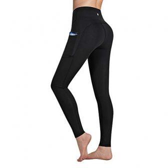 Occffy Sporthose Damen Yogahose Laufhose Fitnesshose Yoga Sport Leggings tights für Damen...