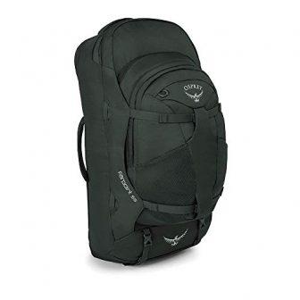 Osprey Farpoint 55 Reisetasche für Männer, mit abnehmbarem 13-Liter-Backpacker Rucksack